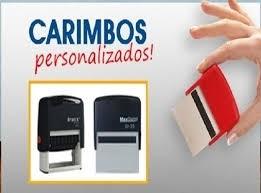 Carimbo Automático com Data Orçamento Belém - Carimbo Automático Personalizado