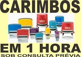Carimbos em 1 Hora Orçamento Parque São Rafael - Carimbo Automático Personalizado