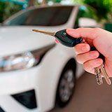 chave para carros orçamento na Água Rasa